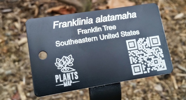 Plants Map Tag
